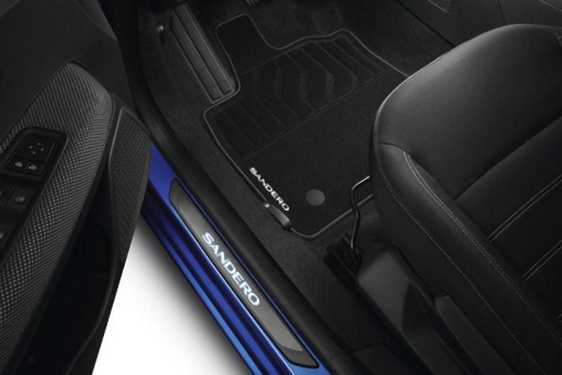 Sandero III - Set covorase textile Premium (Dacia Original)