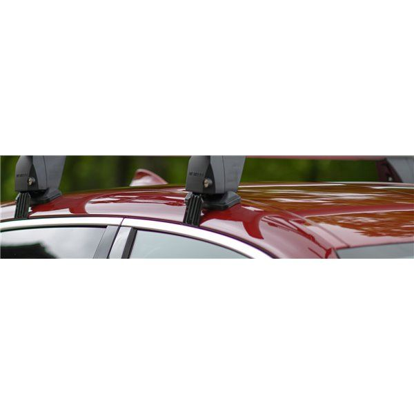 Dacia Sandero II (2013-2021) - Bare transversale Menabo Delta Black