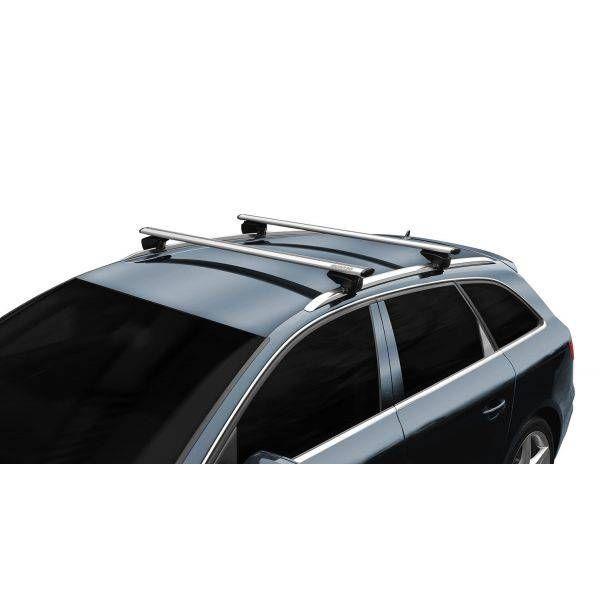 Dacia Lodgy (2012-2021) - Bare transversale Menabo Lince Silver XL