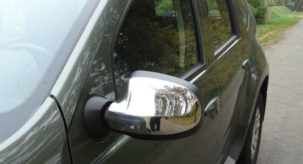 Dacia - Set ornament oglinda exterioara