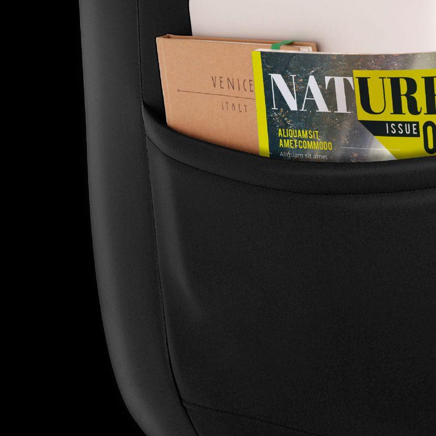 Duster II (2018-2021) - Huse scaune Editie Prestige din Piele - realizate pentru Duster si compatibile cu cotiera