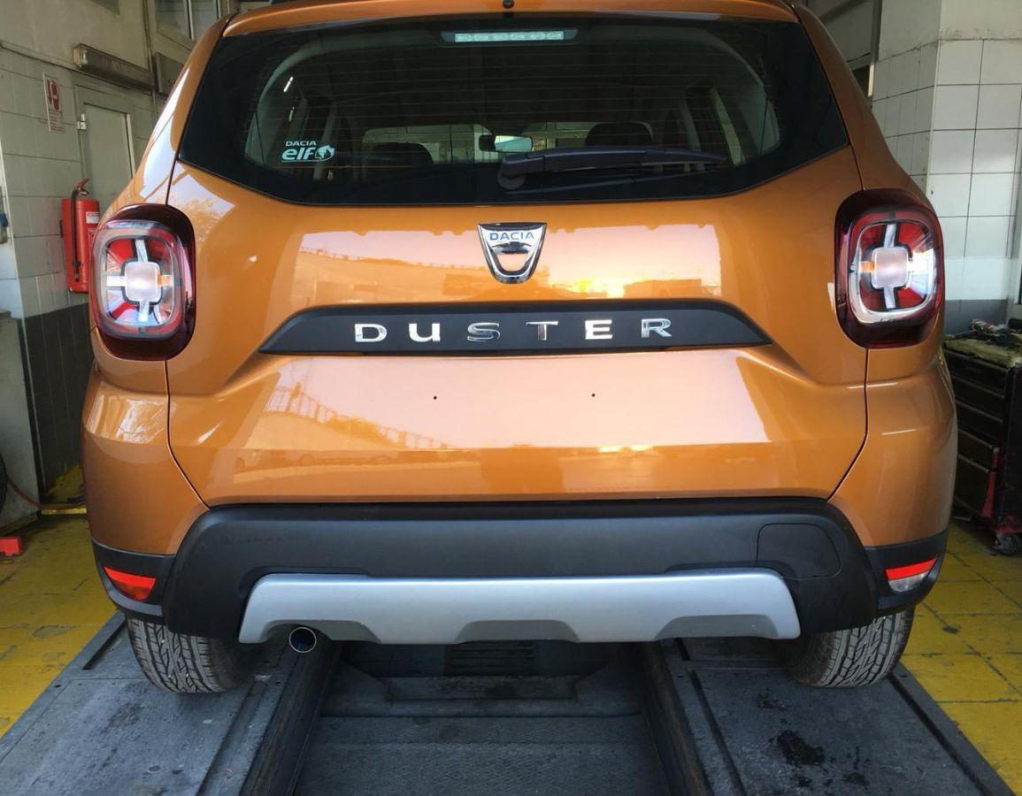 Duster II (2018-2021) - Difuzor bara spate