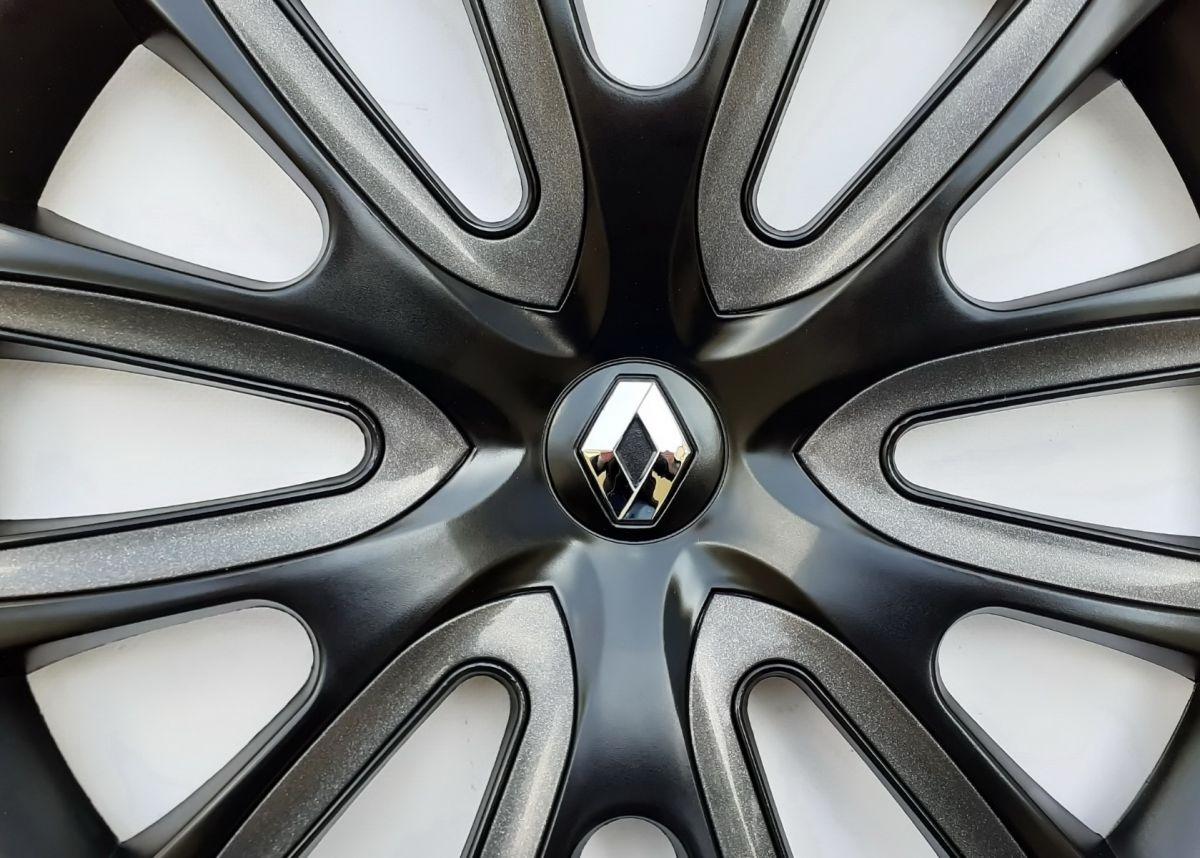 Renault - Capace roti Nadi gri 16