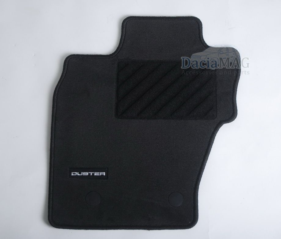 Duster 4x4 (2010-2017) - Set covorase textile Madrigal (Dacia Original)