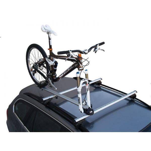 Suport bicicleta Menabo Bike Pro cu prindere pe bare transversale de furca