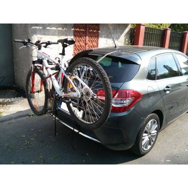 Suport biciclete Menabo Biki pentru 3 biciclete cu prindere pe haion/portbagaj