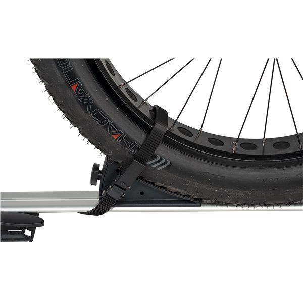 Suport bicicleta Menabo Pro Tour cu prindere pe bare transversale de furca
