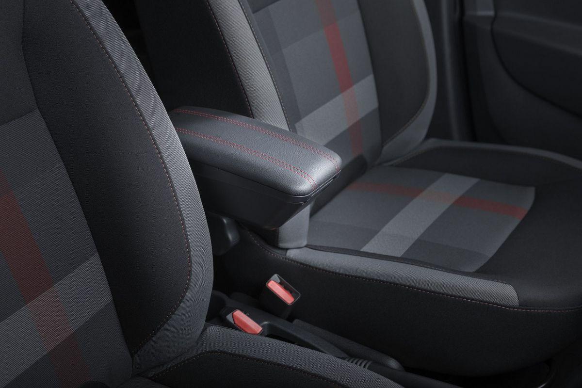 Duster II (2018-2021) - Cotiera Premium - model