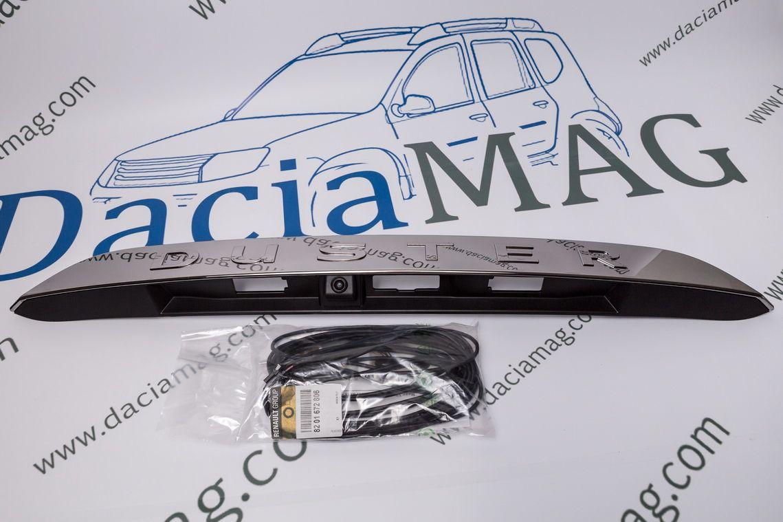 Duster II (2018-2021) - Camera video pentru marsarier (Produs Dacia Original)