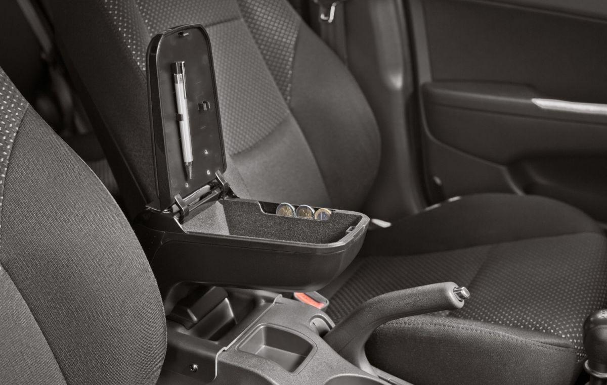 Renault Zoe - Cotiera Premium cu buzunar portabil