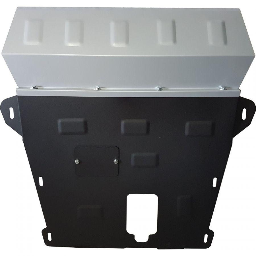 Duster II (2018-2021) - Scut metalic pentru motor 3mm