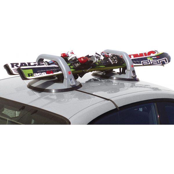 Suport schi Fabbri Kolumbus Deluxe cu prindere magnetica