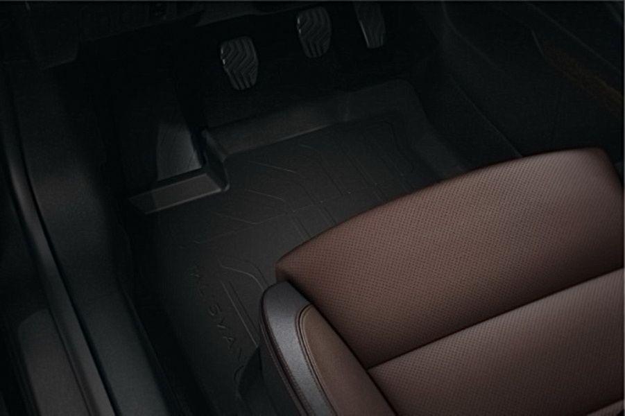 Renault Talisman - Set covorase de cauciuc cu margini inalte (Renault Original)