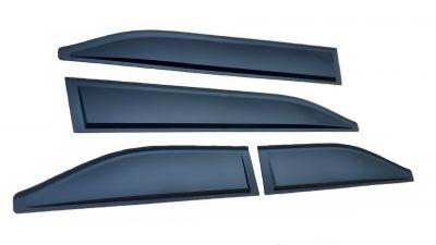 Sandero III / Stepway III - Set protectii laterale portiere (Dacia Original)