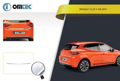 Renault Clio V - Ornament cromat margine haion