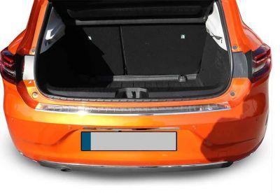 Renault Clio V - Ornament protectie portbagaj Glossy Chrome
