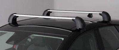 Renault Captur II - Set bare de aluminiu transversale portbagaj (Renault Original)