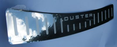"Duster (2010-2017) - Ornament protectie portbagaj ""Metallic"" (Dacia Original)"