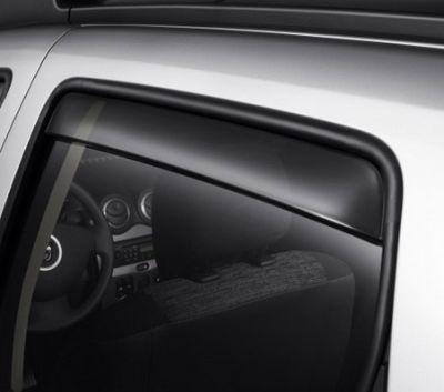 Duster (2010-2017) - Set Deflectoare de aer fata si spate (Dacia Original)