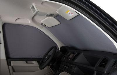 Renault Captur - Set 3 buc Perdele pentru camping cu magneti
