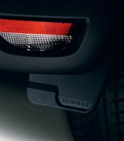 Renault Clio IV - Set aparatori noroi fata sau spate (Renault Original)
