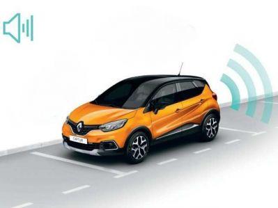 Renault Captur - Senzori de parcare spate (Renault Original)