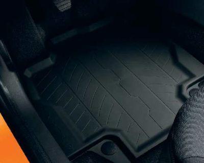 Renault Captur - Set covorase de cauciuc cu margini inalte (Renault Original) 2013-2019