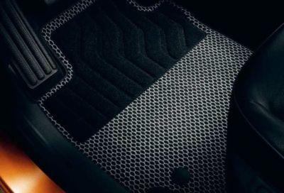 Renault Captur - Covorase textile Premium (Renault Original)