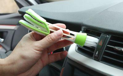 Perie cu microfibra de curatat interiorul masinii