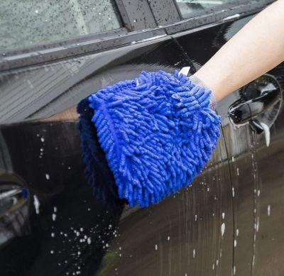 Dacia - Manusa Microfibra pentru spalat masina