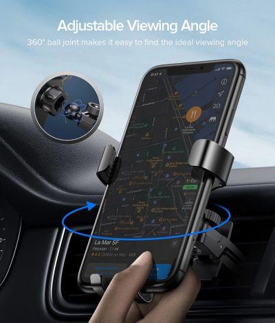 Suport gravitational pentru telefon Plus
