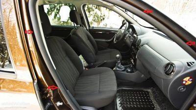 Duster (2010-2017) - Chedere interior portiere - fata dreapta (Dacia Original)