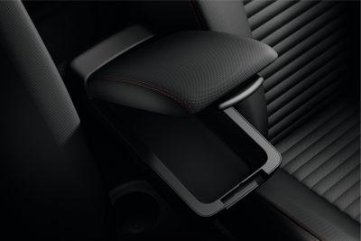 Renault Clio IV - Cotiera Carbone (Renault Original)