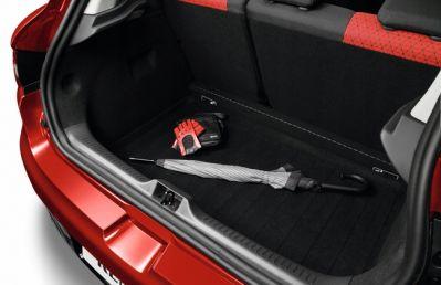 Renault Clio IV hatchback - Tavita protectie portbagaj (Renault Original)