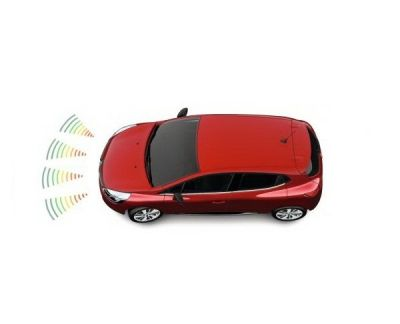 Renault Clio IV - Senzori de parcare fata (Renault Original)