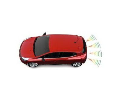Renault Clio IV - Senzori de parcare spate (Renault Original)