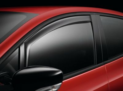 Renault Clio IV - Deflectoare de aer fata (Renault Original)