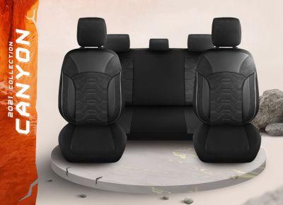 Lodgy - Set Huse scaune Canyon - realizate special pentru Lodgy