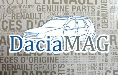 Dacia - Set amortizoare fata (Renault Original)