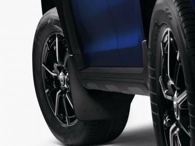 Duster II (2018-2020) - Set aparatori noroi fata si spate (Dacia Original)