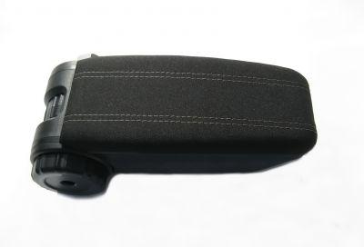 Duster II (2018-2021) - Cotiera Premium Prestige cu suport lombar si USB (Dacia Original)