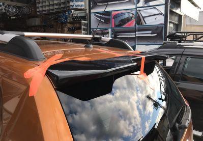 "Duster II (2018-2021) - Eleron ""Safari"" negru"