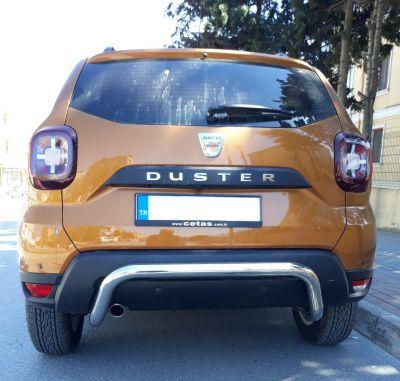 Duster II (2018-2021) - Bara protectie spate cromata