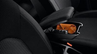 Duster II (2018-2020) - Cotiera neagra (Produs Dacia Original)
