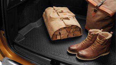 Duster II 4x2 (2018-2020) - Tavita protectie portbagaj (Dacia Original)