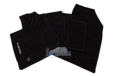 Duster II (2018-2020) - Covor textil Confort (Produs Dacia Original)