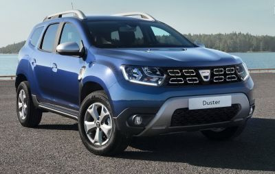 Duster II (2018-2021) - Far dreapta (Dacia Original)