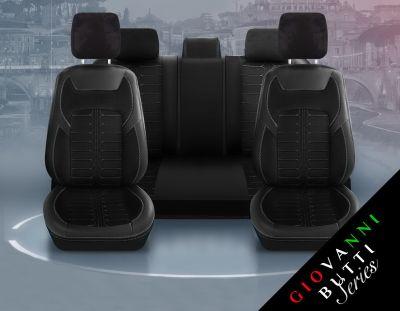 Duster II (2018-2021) - Set Huse scaune Milano - realizate special pentru Duster