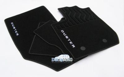Duster II (2018-2020) - Covorase textile Premium (Dacia Original)