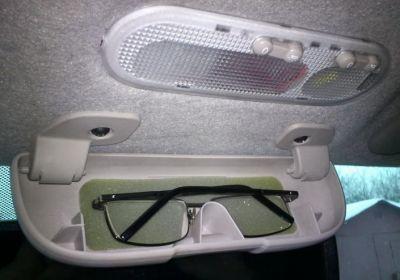 Dacia - Suport de ochelari (Dacia Original)